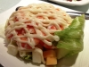 Prawns Mayo Salad with Fresh Fruits