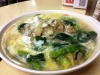 Fried Hor Fun with Shrimps in Creamy Egg Sauce